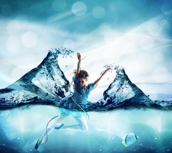 Water-dance