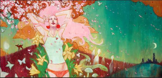 Sylvia-ji-spring-fantasy