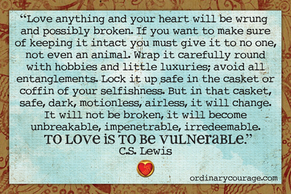 To-love-is-to-be-vulnerable
