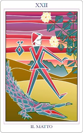 Fool-phoenix-tarot