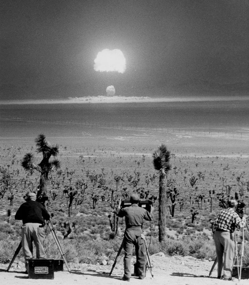 Nuclear-test-site