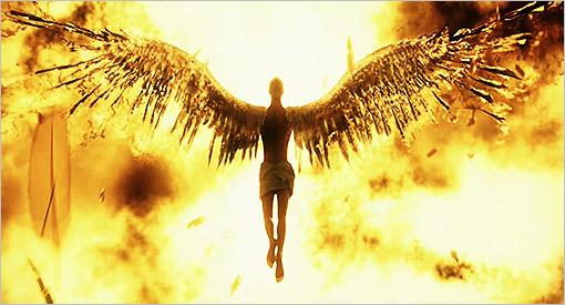 Fire-angel