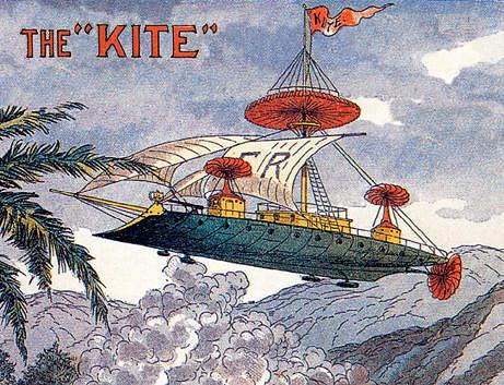 Airships-the-kite-frank-reade
