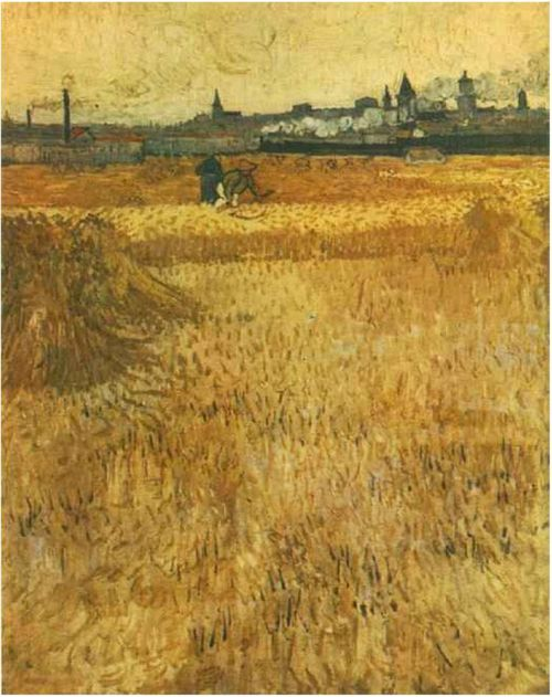 Van-gogh-arles -view-from-the-wheat-fields