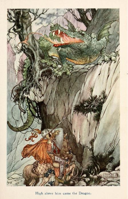 Dragon-charles-james-folkard
