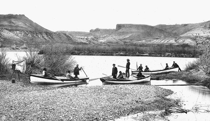 John-wesley-powell-grand-canyon