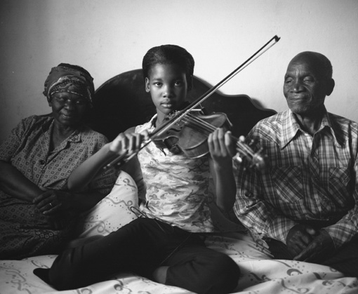 Young-african-music