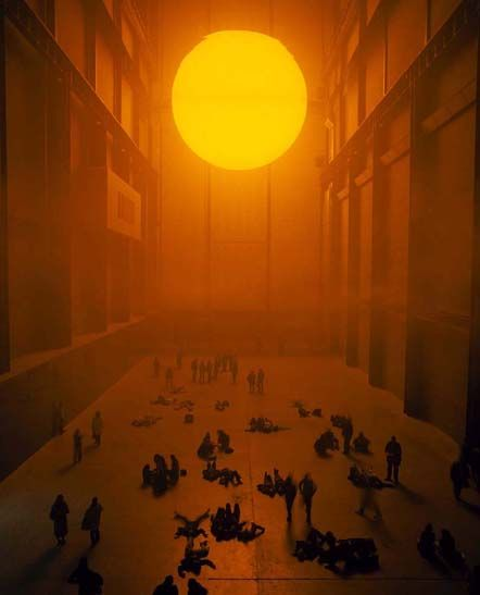 Weather-project-olafur-eliasson