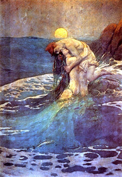 mermaid toon