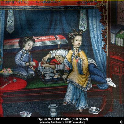 Opiumden