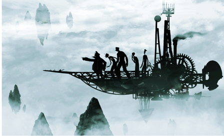 Steampunkvoyager
