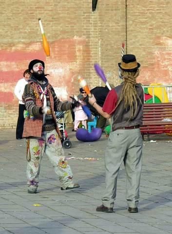 Carnevalejuggler